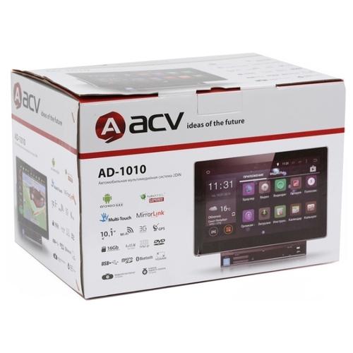 Автомагнитола ACV AD-1010