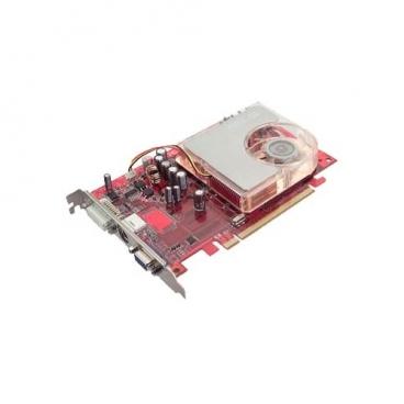 Видеокарта ASUS Radeon X1650 Pro 600Mhz PCI-E 256Mb 1400Mhz 128 bit DVI TV YPrPb
