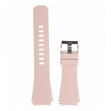 GSMIN Ремешок силиконовый Italian Collection для Samsung Gear S3 Frontier/Classic/Galaxy Watch (46 mm)