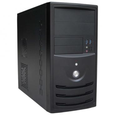 Компьютерный корпус Navan GS101-U3-BK 450W Black