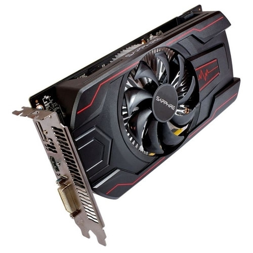Видеокарта Sapphire Pulse Radeon RX 560 1226Mhz PCI-E 3.0 2048Mb 6000Mhz 128 bit DVI HDMI HDCP
