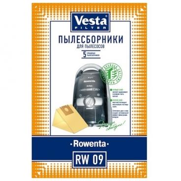Vesta filter Бумажные пылесборники RW 09