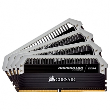 Оперативная память 8 ГБ 4 шт. Corsair CMD32GX4M4B2400C10