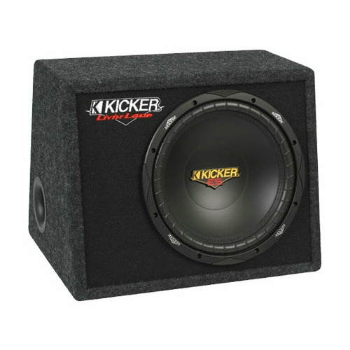 Автомобильный сабвуфер Kicker VES12.4