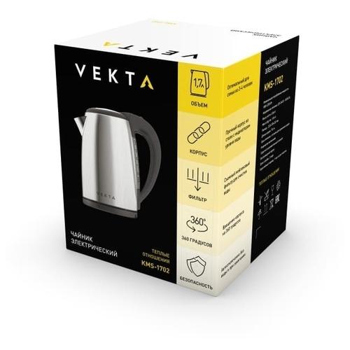 Чайник VEKTA KMS-1702