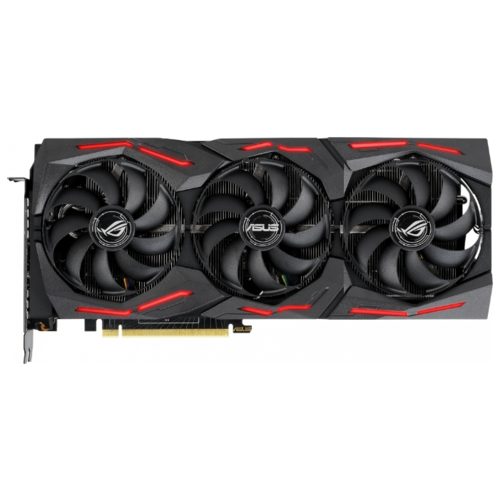 Видеокарта ASUS ROG GeForce RTX 2070 SUPER 1605MHz PCI-E 3.0 8192MB 14000MHz 256 bit 2xDisplayPort 2xHDMI HDCP STRIX GAMING OC