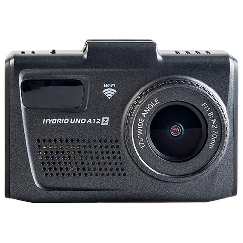 Видеорегистратор с радар-детектором SilverStone F1 HYBRID UNO A12 Z Wi-Fi, GPS