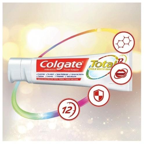 Зубная паста Colgate Total 12 Чистая Мята