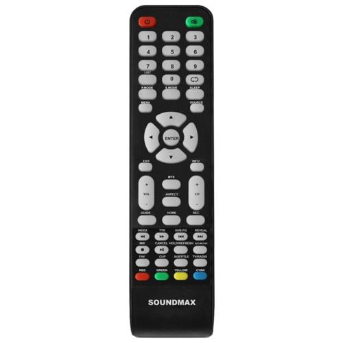 Телевизор SoundMAX SM-LED43M01S
