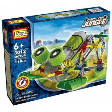 Электромеханический конструктор LOZ Robotic Jungle 3012
