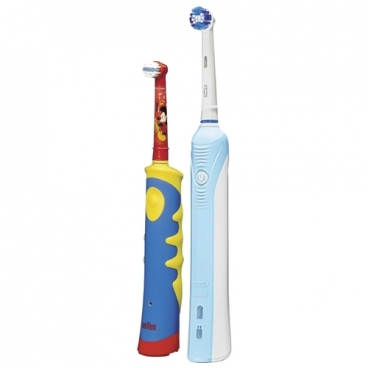 Электрическая зубная щетка Oral-B Professional Care 500 + Kids D10.513K (2017)