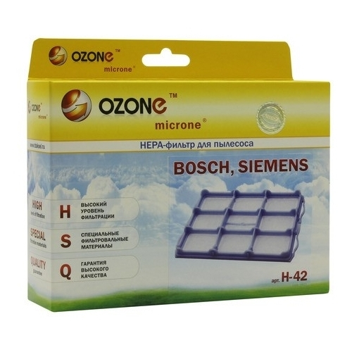 Ozone Фильтр HEPA H-42