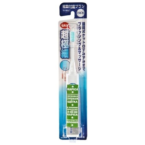 Электрическая зубная щетка Hapica Ultra-fine