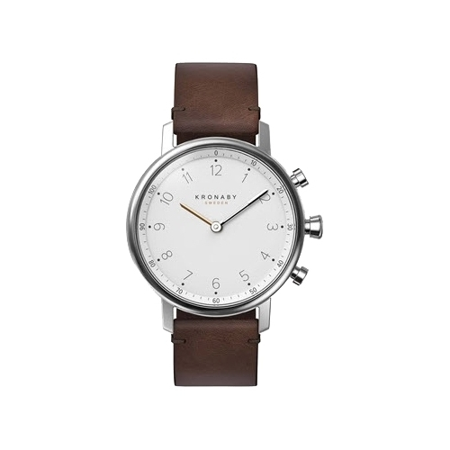 Часы Kronaby Nord (leather strap) 38mm