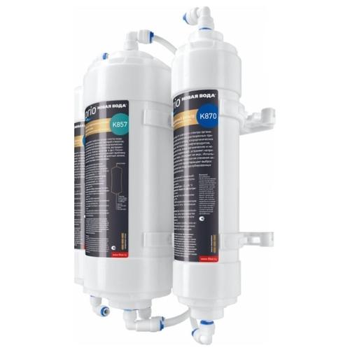 Фильтр под мойкой Prio Новая вода Econic Osmos Stream OD310 трехступенчатый
