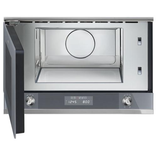 Микроволновая печь встраиваемая smeg MP122S1