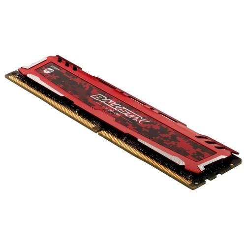 Оперативная память 16 ГБ 1 шт. Ballistix BLS16G4D240FSE