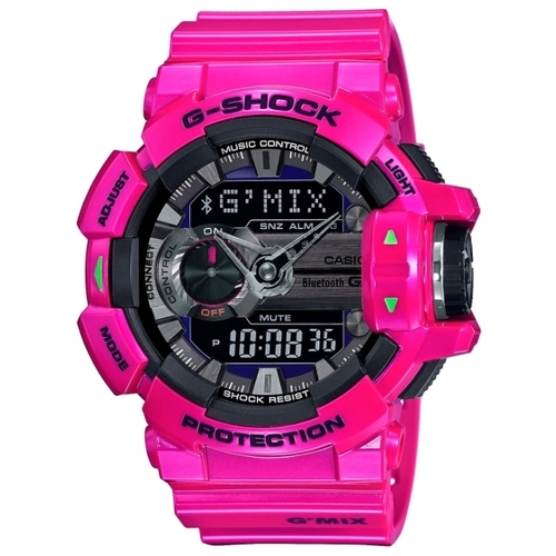 Часы CASIO G-SHOCK GBA-400-4C
