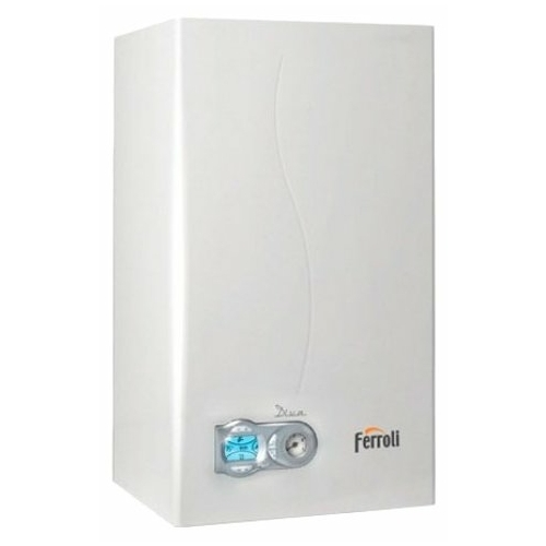 Газовый котел Ferroli Fortuna Pro F40 11.8 кВт двухконтурный