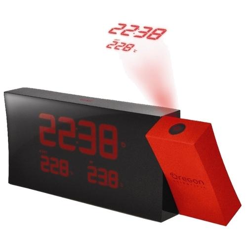 Радиобудильник Oregon Scientific RRM222P