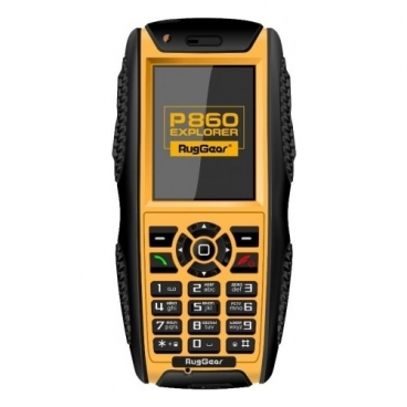 Телефон RugGear P860 Explorer