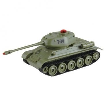Танк Mioshi Tech Т-34 (MAR1207-025) 1:32 20 см