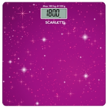 Весы Scarlett SC-BS33E037