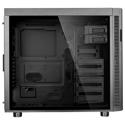 Компьютерный корпус Thermaltake Suppressor F51 TG CA-1E1-00M1WN-03 Black