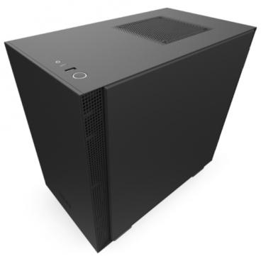 Компьютерный корпус NZXT H210 Black