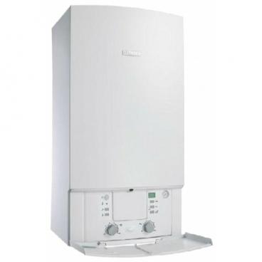 Газовый котел Bosch Gaz 7000 W ZWC 24-3 MFA 24 кВт двухконтурный