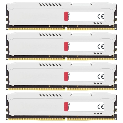Оперативная память 8 ГБ 4 шт. HyperX HX426C16FW2K4/32