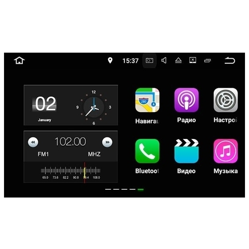 Автомагнитола FarCar s130+ Toyota Land Cruiser 2016 Android (W567)