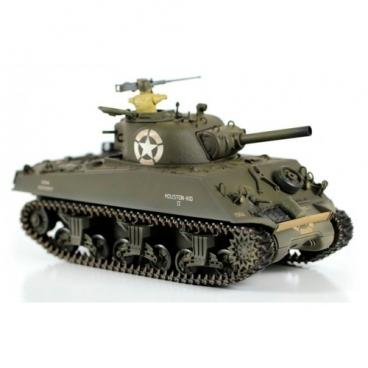 Танк Pilotage M4A3 Sherman с пневмопушкой (RC8343/RC13709) 1:24 24.3 см