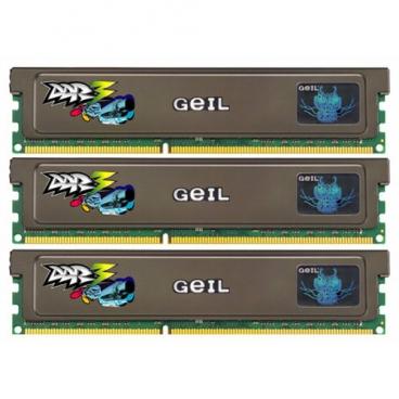 Оперативная память 2 ГБ 3 шт. GeIL GV36GB1066C7TC