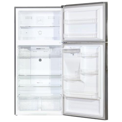 Холодильник Ginzzu NFK-505 Steel