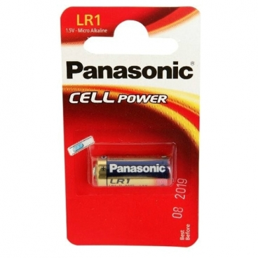 Батарейка Panasonic Cell Power LR1