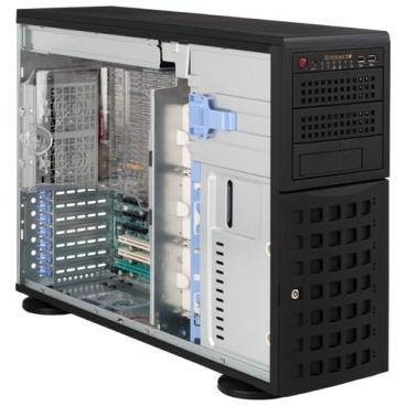 Компьютерный корпус Supermicro SC745BTQ-R1K28B-SQ