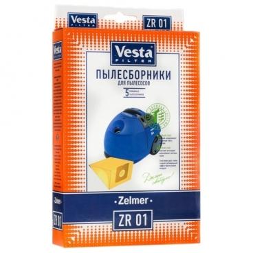 Vesta filter Бумажные пылесборники ZR 01