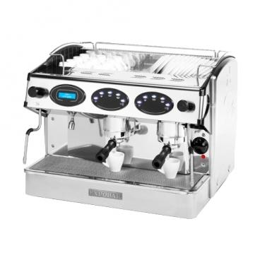 Кофеварка рожковая Expobar ELEN DISPLAY CONTROL 2GR