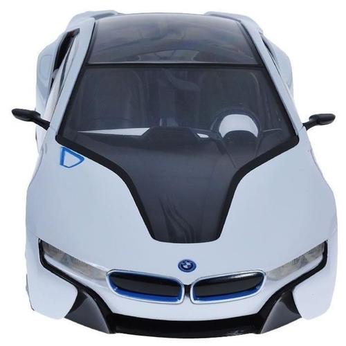 Легковой автомобиль Rastar BMW I8 (49600) 1:14 33 см