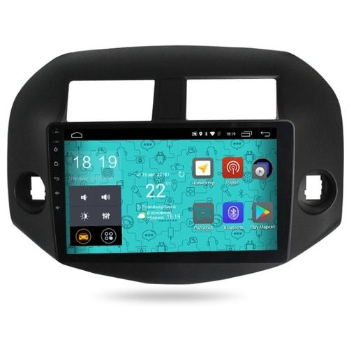 Автомагнитола Parafar 4G/LTE IPS Toyota RAV4 2006-2012 Android 7.1.1 (PF018)