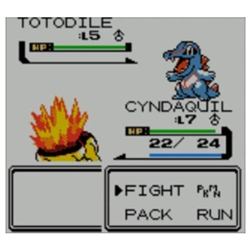 Pokémon Gold