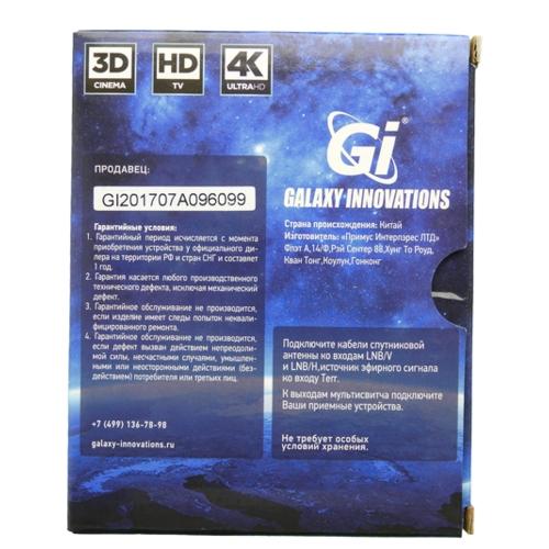 Мультисвич Galaxy Innovations MP-38