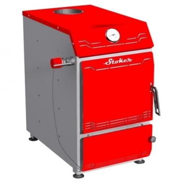 Твердотопливный котел Stoker Aqua 18-Э 18 кВт одноконтурный