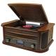 Виниловый проигрыватель Soundmaster NR545DAB