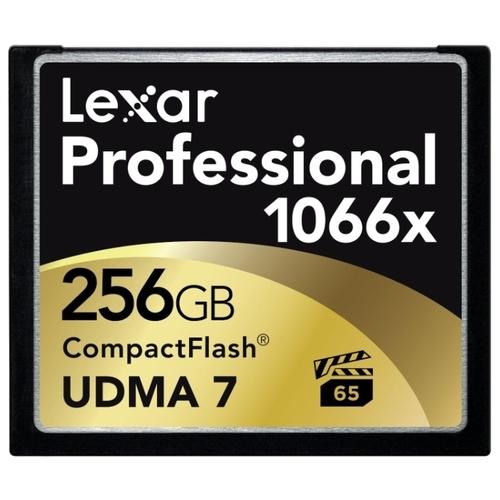 Карта памяти Lexar Professional 1066x CompactFlash
