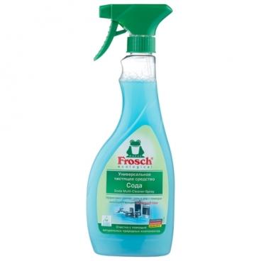 Универсальное чистящее средство Сода Frosch