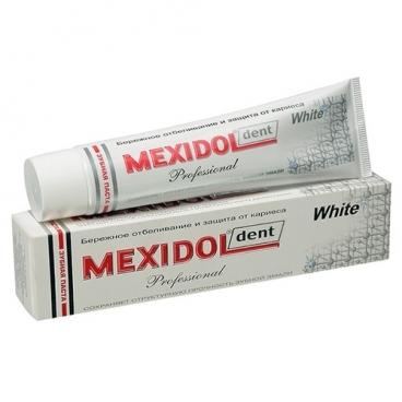 Зубная паста Мексидол Professional White