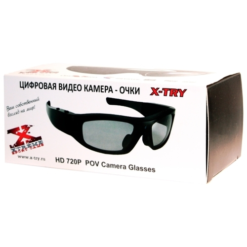 Экшн-камера X-TRY XTG204 HD Iguana Polarized