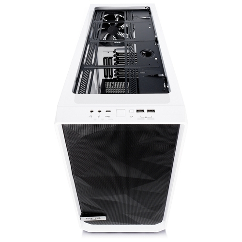 Компьютерный корпус Fractal Design Meshify S2 White Window